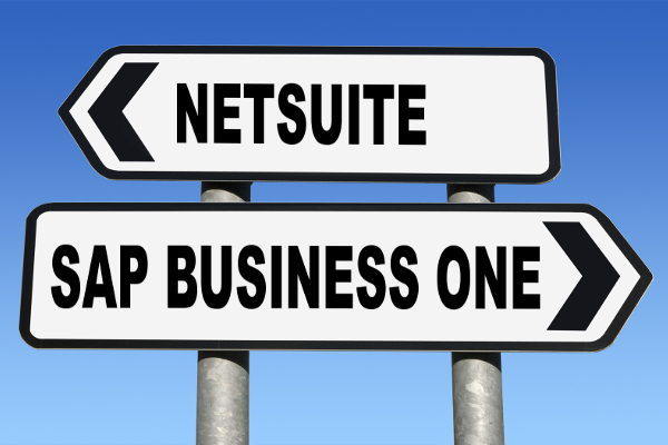 NetSuite or SAP Business One? Which is right for your business?