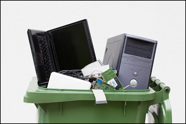 Bin your legacy ERP system