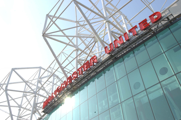 Old Trafford Stadium Manchester United
