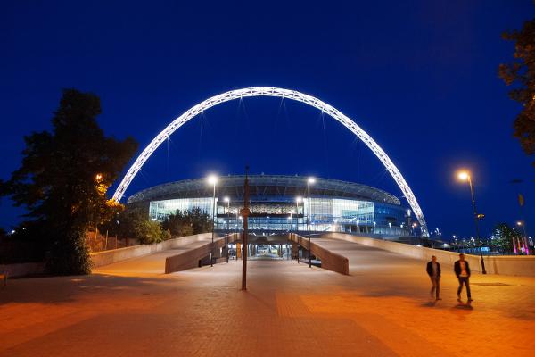 IT Showcase London, at Wembley Stadium