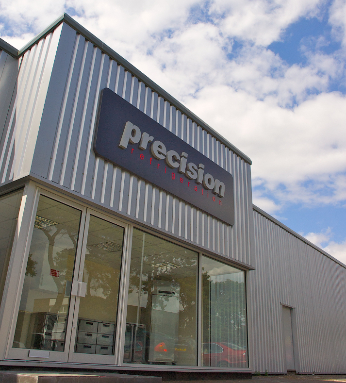 Precision Refrigeration chose SAP Business One through Balloon One