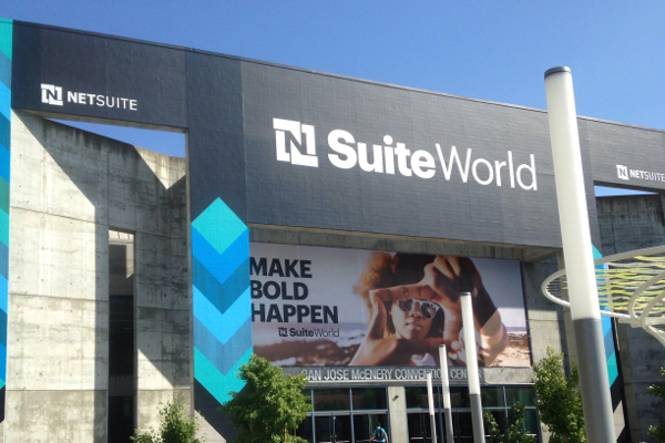 NetSuite SuiteWorld 2016