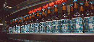 Brewdog Brewery bottles