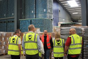 Accellos User Event: BrewDog tour