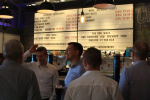 Accellos One User event: BrewDog tasting