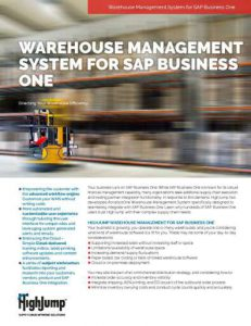 WMS-Warehouse-Management-System-SAP-Business-One-PL