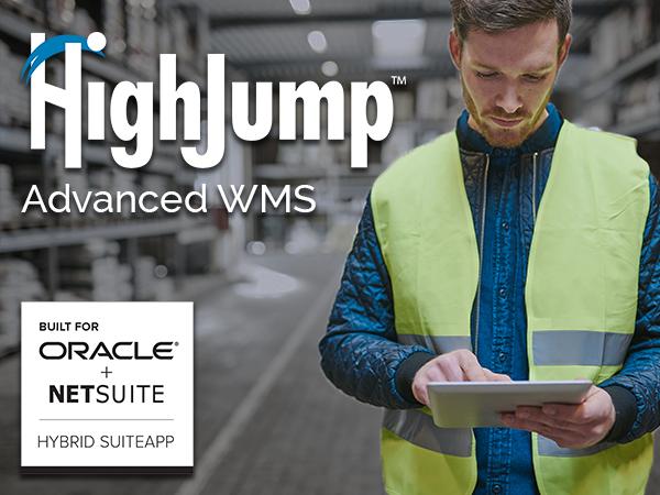 HighJump WMS for NetSuite