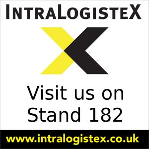 Visit us at IntraLogistex on stand 182