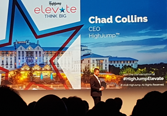HighJump Elevate 2018