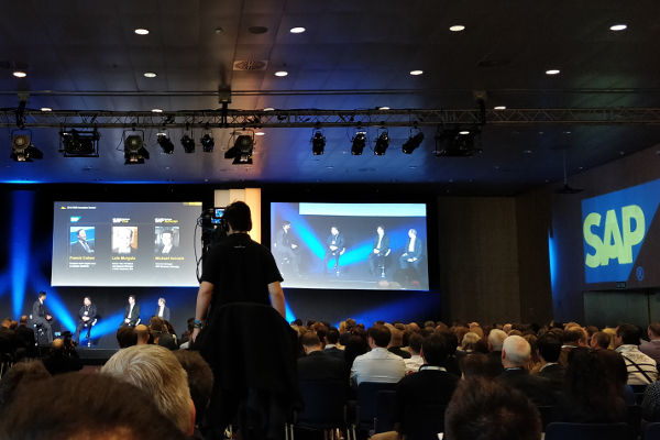 SAP SMB Innovation Summit 2018 Barcelona