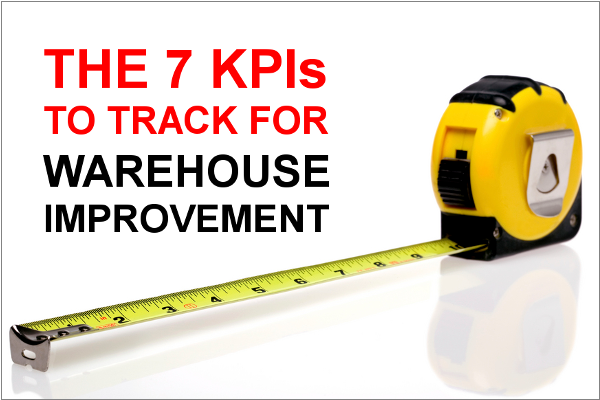 7 KPIs to track for warehouse improvement