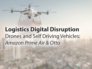 Drones and self driving vehicles