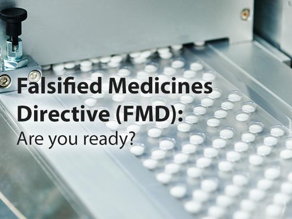 Falsified Medicines Directive FMD