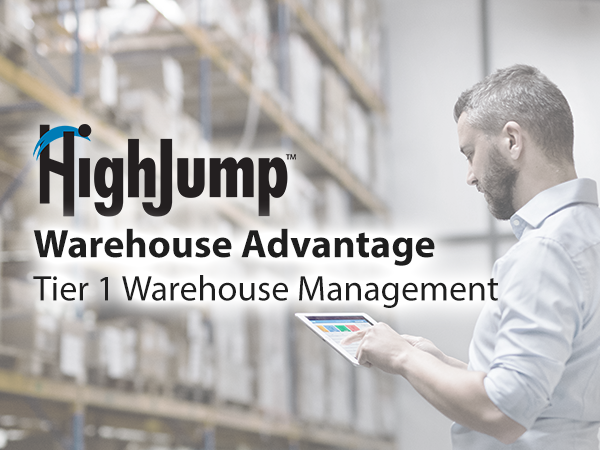 Warehouse Advantage tier 1 WMS