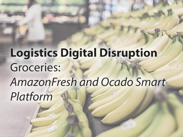 AmazonFresh and Ocado Smart Platform
