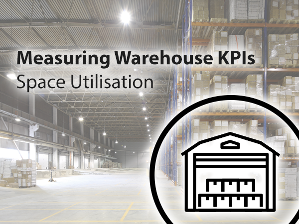 Warehouse KPIs space utilisation