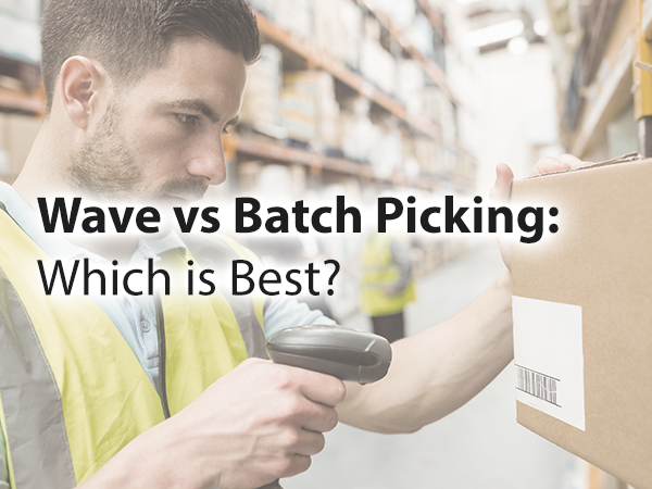 Wave Picking vs Batch Picking