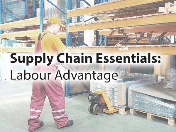 HighJump Labour Supply Chain Essentials