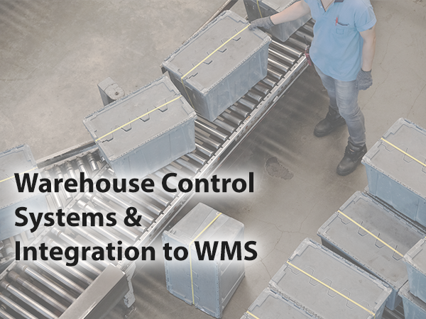 Warehouse Control System WCS