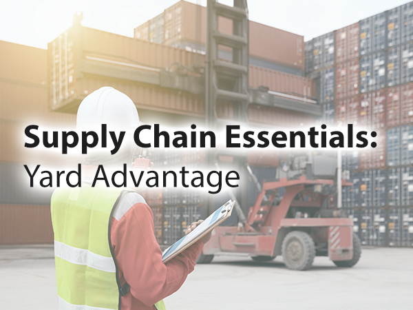HighJump Yard Advantage Supply Chain Essentials