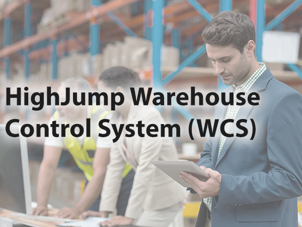 HighJump WCS Warehouse Control System