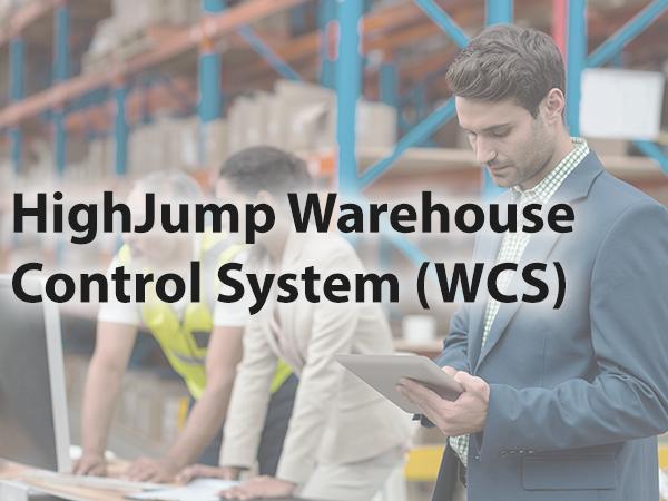 HighJump WCS Warehouse Control System