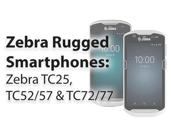 Zebra Rugged Smartphones