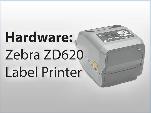 Hardware Zebra ZD620