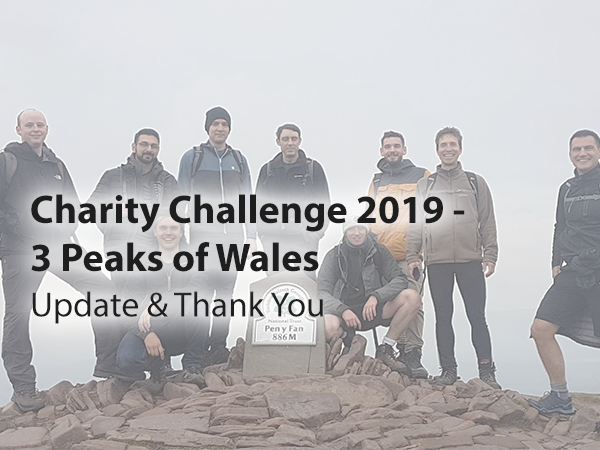 charity challenge 2019