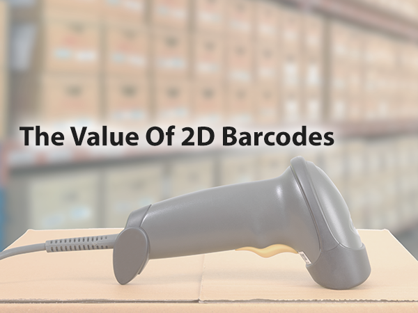 The Value Of 2D Barcodes