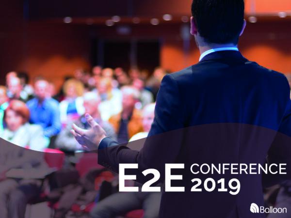 E2E Conference 2019