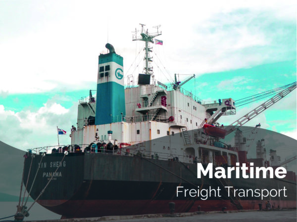 Maritime Freight transport