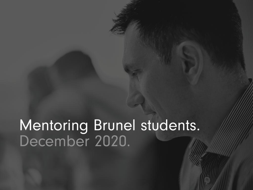 Balloon MD Mentors Brunel Entrepreneurship Students